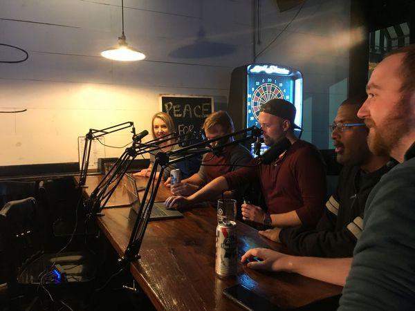 Chicago Film Scene Live Podcast Picture