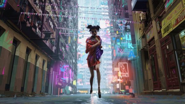 Off the Beaten Path | Love, Death & Robots S1E3 - The Witness