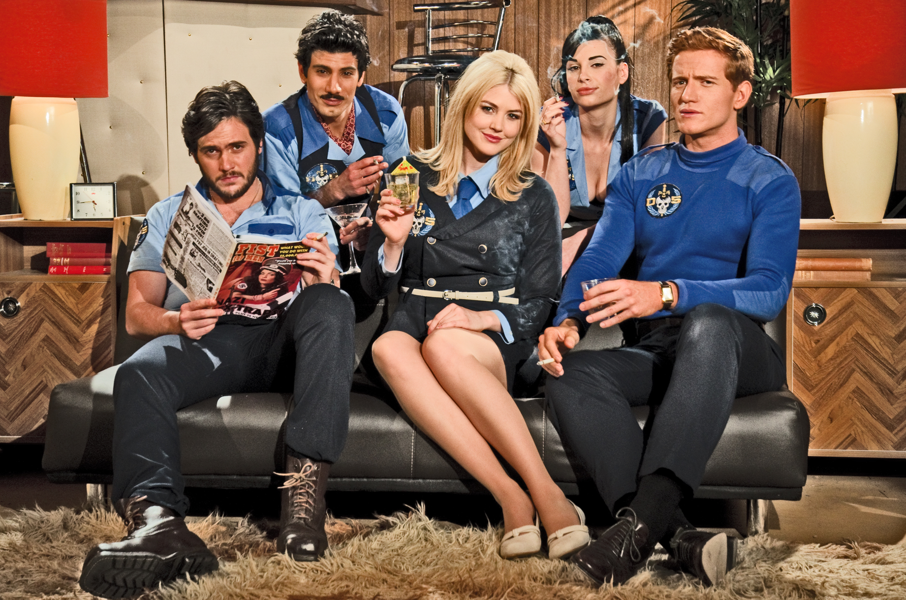 "Off the Beaten Path | ""Danger 5"""