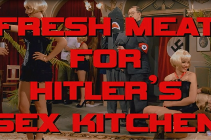 """Danger 5 """"Fresh Meat for Hitler's Sex Kitchen"""" Review 