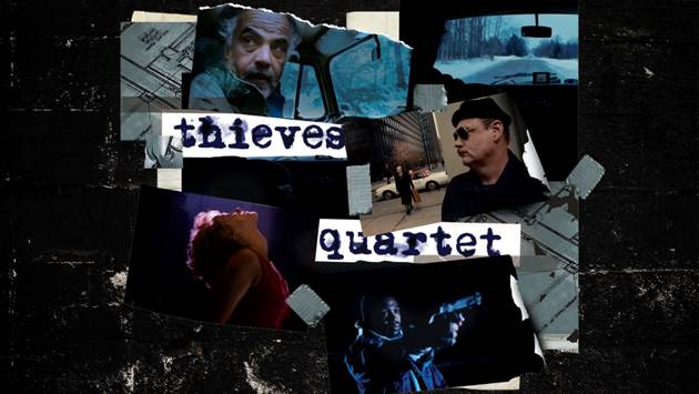 "Joe Chappelle's Debut Film ""Thieves Quartet"" Premieres on Tubi this November"