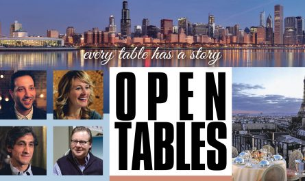 Open Tables Poster