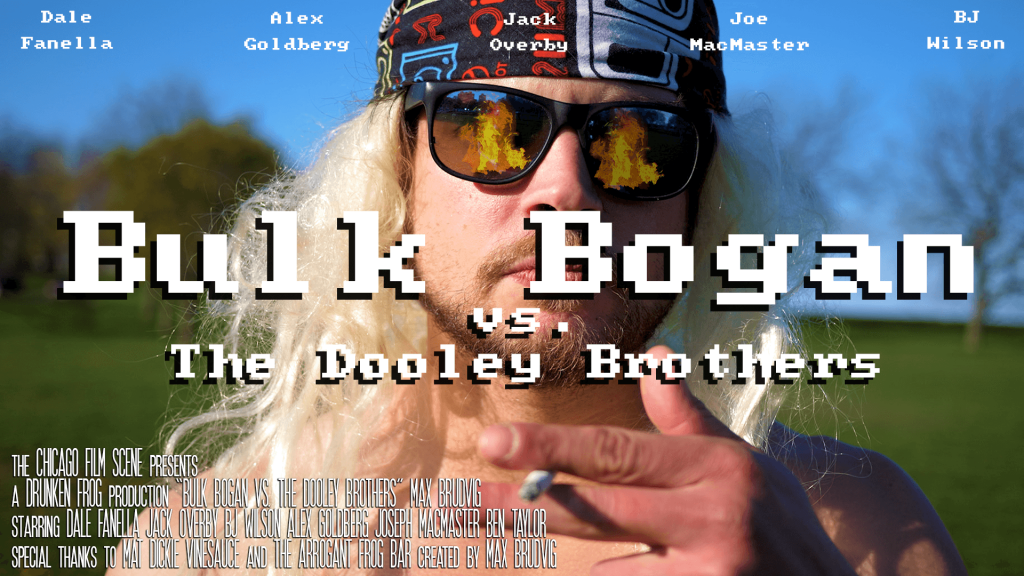 Bulk Bogan vs. The Dooley Brothers (2019)