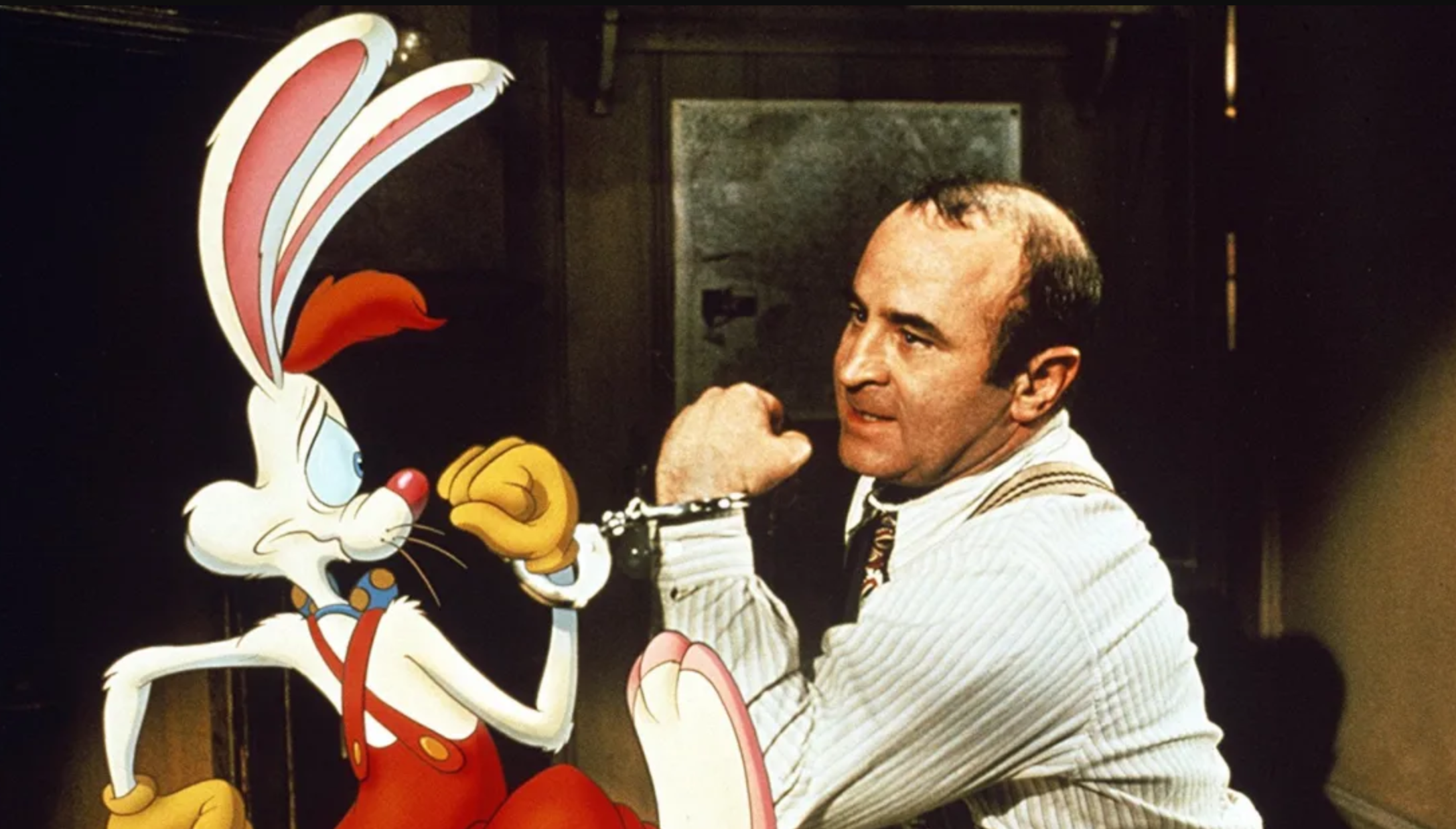 Who Framed Roger Rabbit? and The Psychology of Rewatching - Part 1