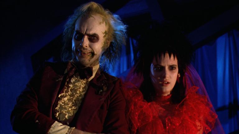 Strange & Unusual: What I learned from Tim Burton's 'Beetlejuice' (1988)