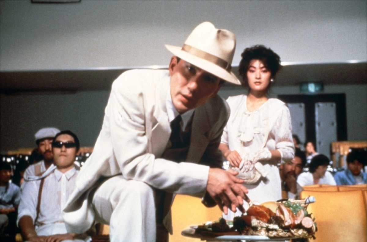 """""""Whatcha Eating?"""": What I learned from Jûzô Itami's 'Tampopo' (1985)"""