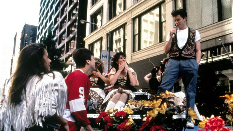 """Playing at the Chitown Movie Drive-In: """"Ferris Bueller's Day Off"""""""