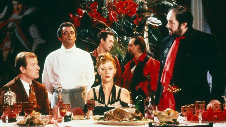 It Is Dark Everywhere: What I learned from Peter Greenaway's 'The Cook, the Thief, His Wife & Her Lover' (1989)