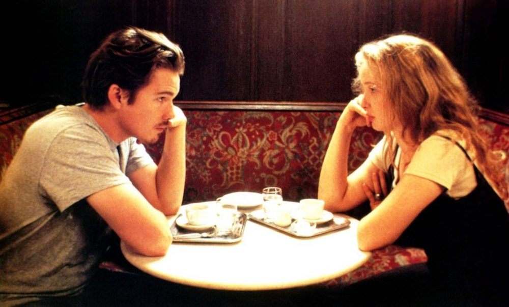 """The Conversational Intimacy of """"Before Sunrise"""""""