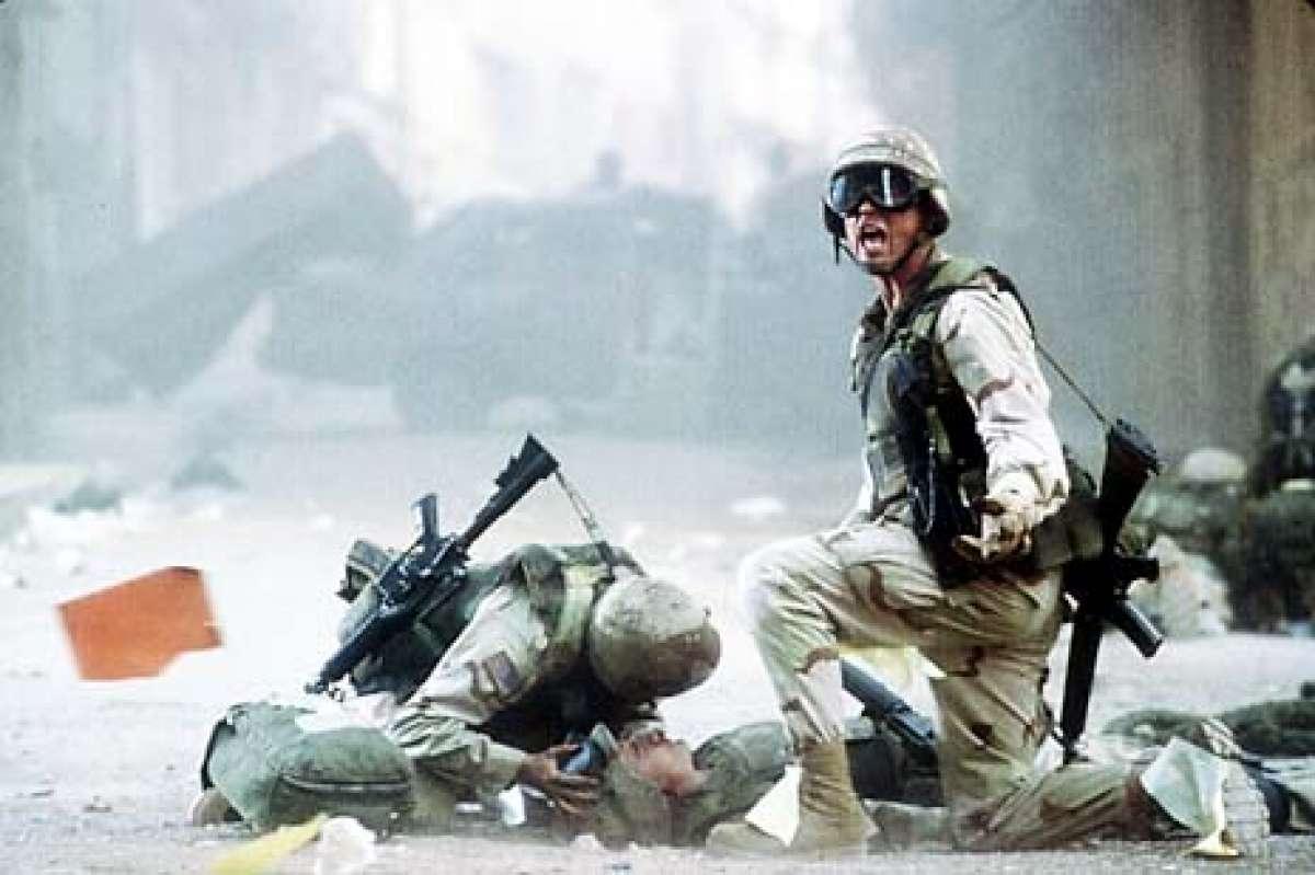 """B Roll: Sympathy For """"Black Hawk Down"""""""