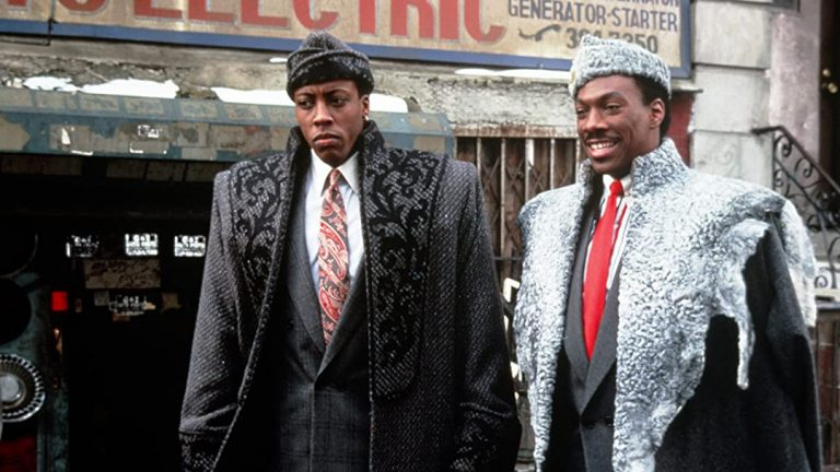 """""""Coming to America""""  