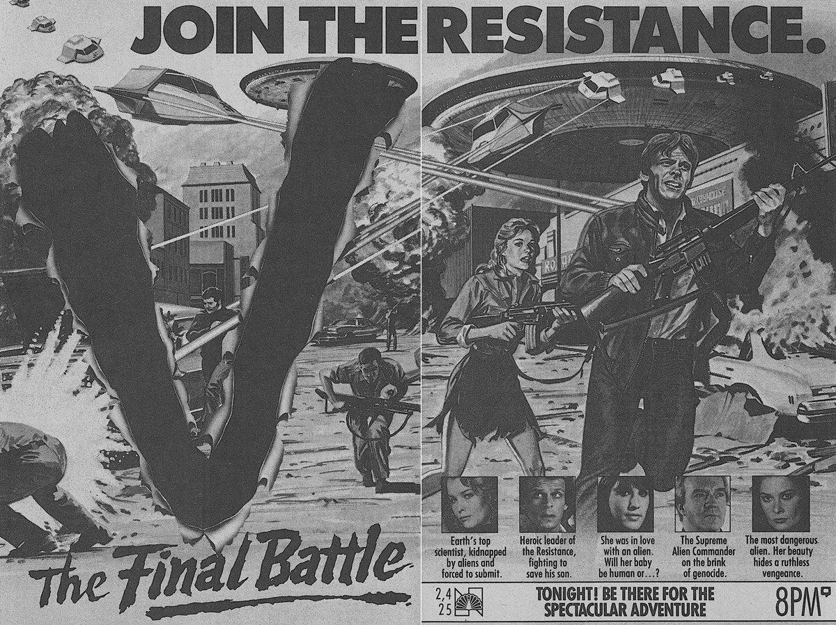 Off the Beaten Path | V: The Final Battle