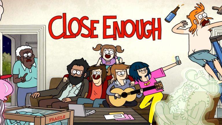 Watercooler Reviews | Close Enough S2